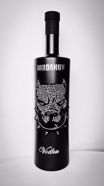 Wodka Black Edition Pitbull