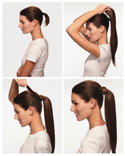 Zopf Haarteil Ponytail Future Hair