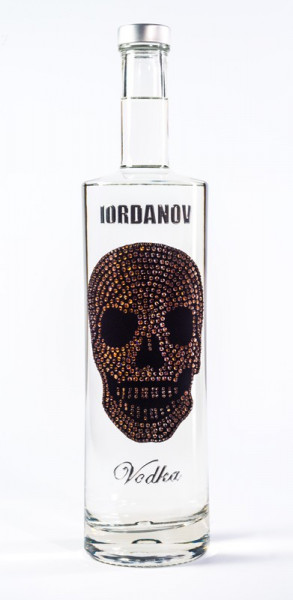 Vodka Brown Skull