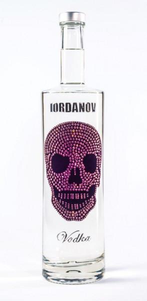 Vodka Pink Skull