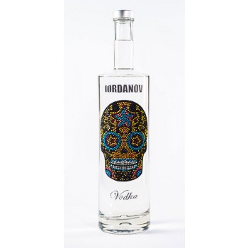 Wodka Star Skull