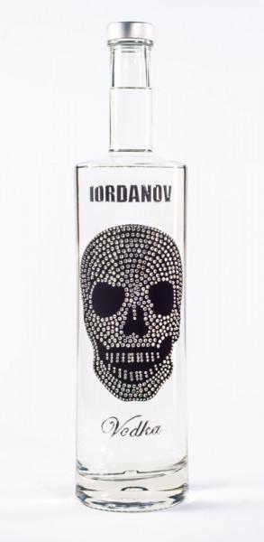 Vodka Silver Skull