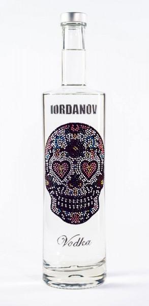 Vodka Love Skull