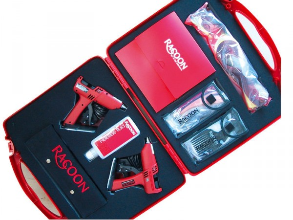 Racoon Haarverlaengerungssystem, Extensions