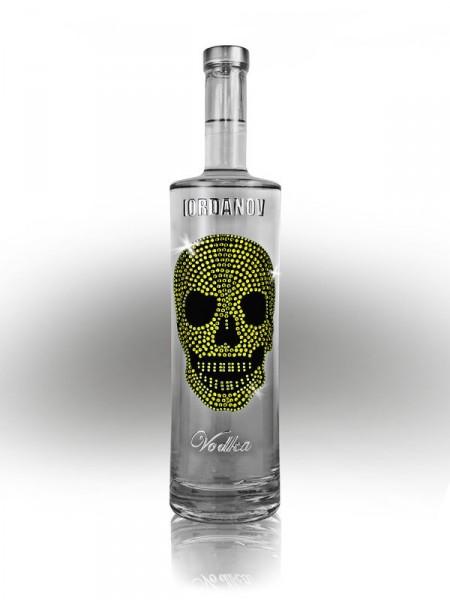 Vodka Yellow Skull