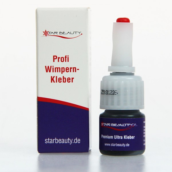 Profi Wimpernkleber Ultra 5 ml Made in Germany