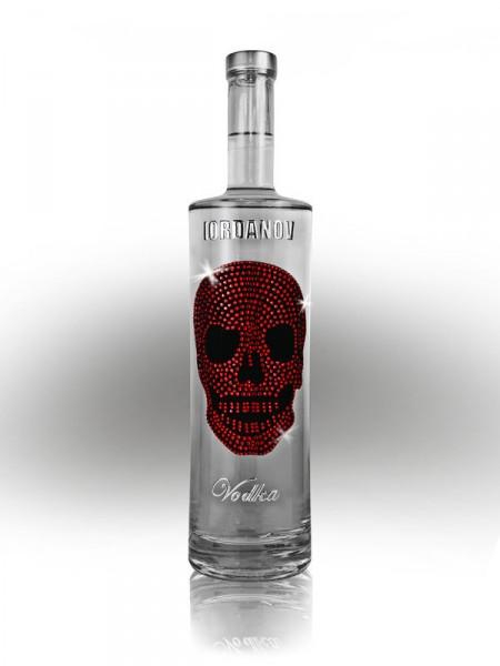 Vodka Red Skull