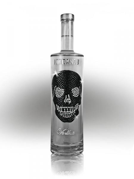 Vodka Black Skull