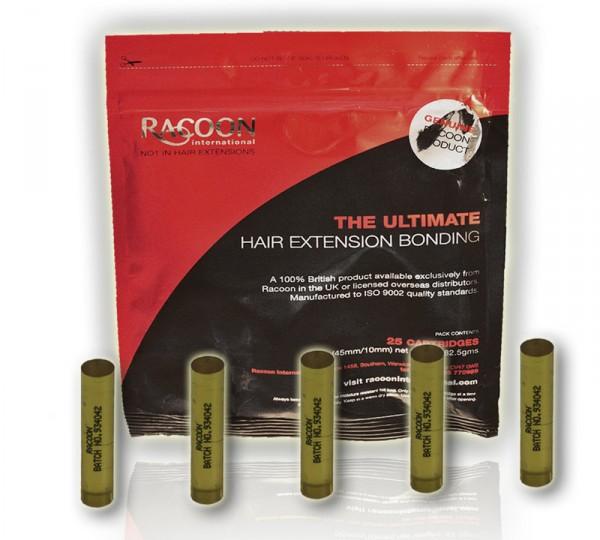 Bondingstäbe 5 Stück, Haarverlängerung, Extensions