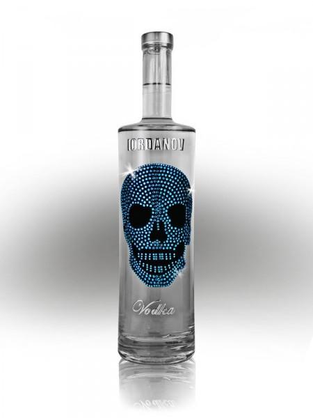 Vodka Türkis Skull