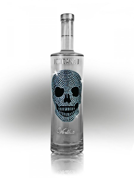 Vodka Skyblue Skull