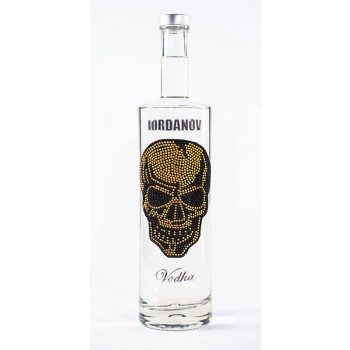 Wodka Bad Skull Gold